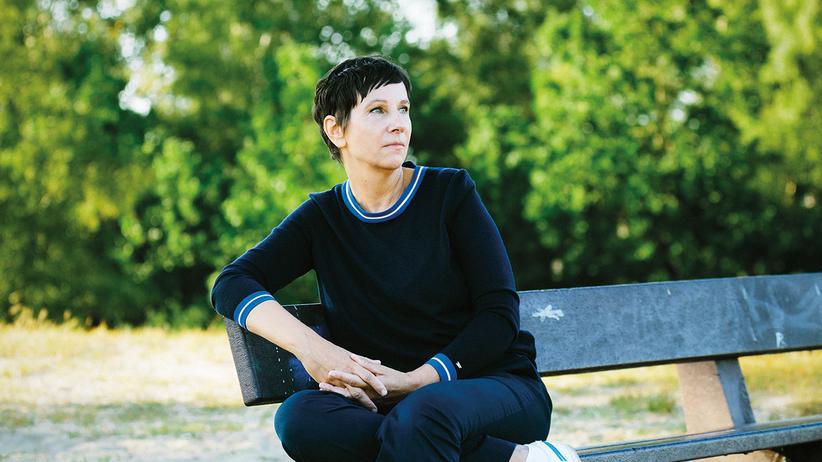 Angelika Klüssendorf: Bilder so scharf wie Messer