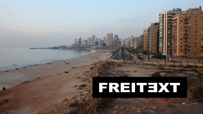 Beirut: Hauptstadt zu verschenken