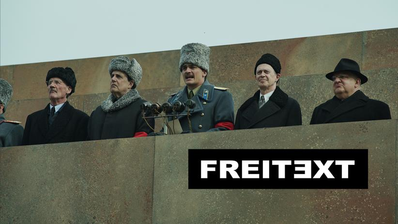 """The Death of Stalin"": Dieser urkomische Terror"