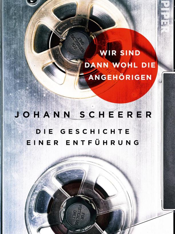 Leseempfehlungen: Johann Scheerer: Wir sind dann wohl die Angehörigen