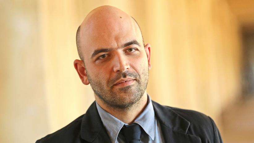 Roberto Saviano: Gelb ist die Farbe der Angst