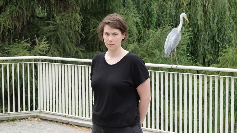 Die Schriftstellerin Luise Boege