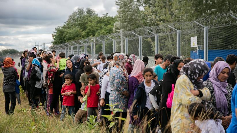 """""""Der Selbstmord Europas"""": Europäische Werte? Ach, egal"""