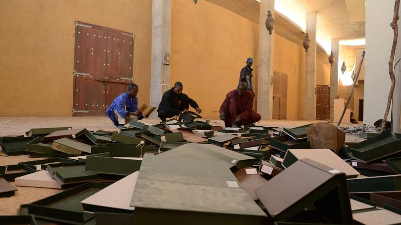 """""""Die Bücherschmuggler von Timbuktu"""": Bücher unter den Opfern"""