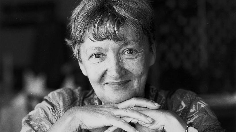 Christine Nöstlinger: Die österreichische Kinderbuchautorin Christine Nöstlinger