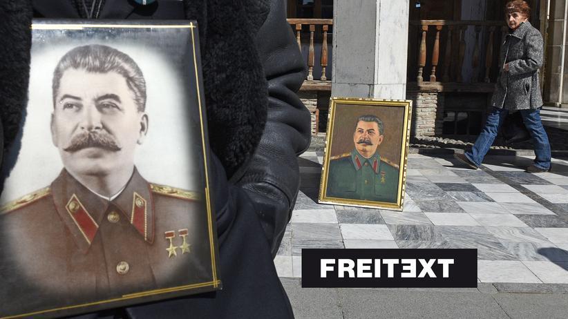 Georgien: Die Toten sind lebendig