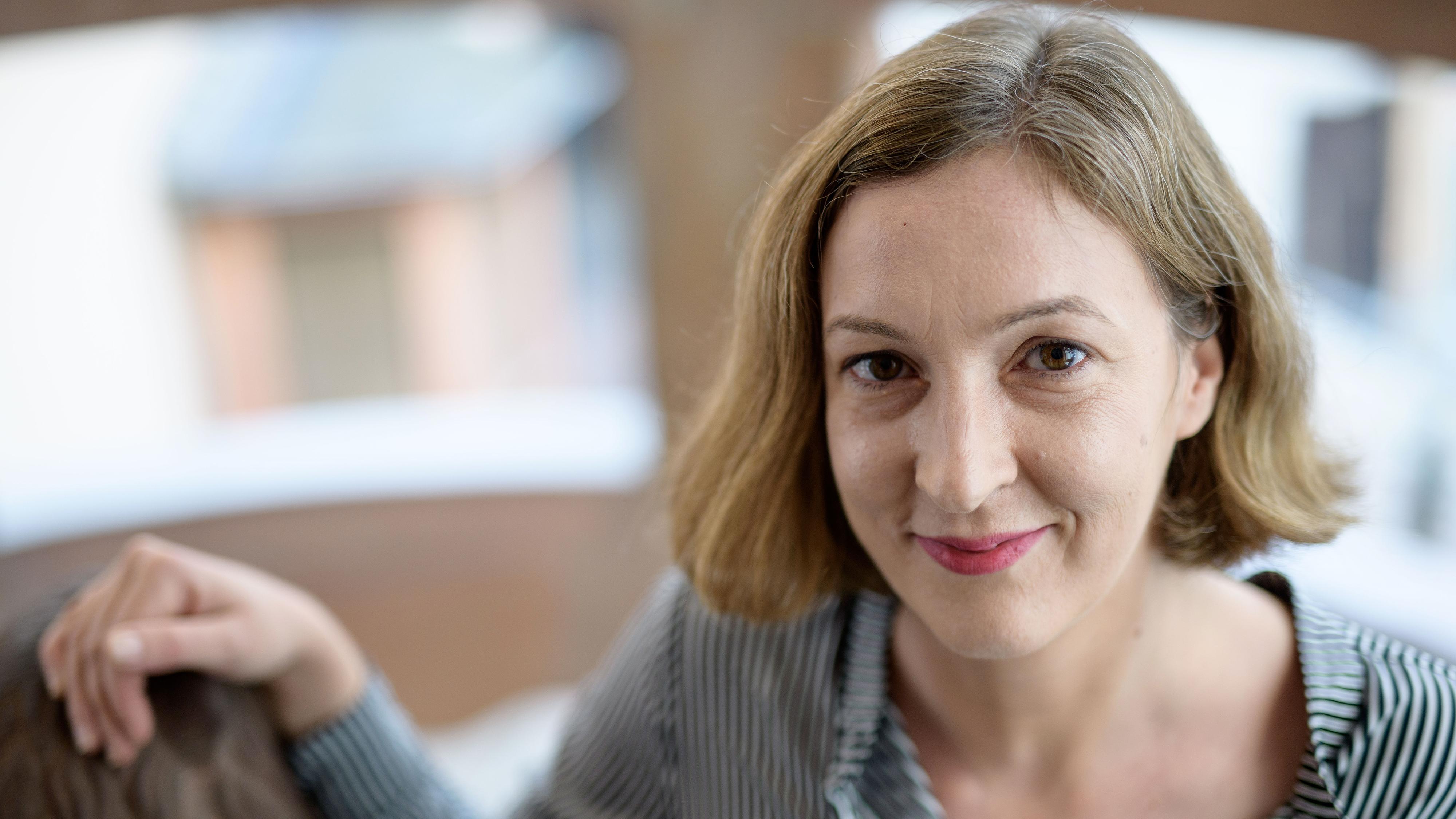 Inger-Maria Mahlke bekommt Deutschen Buchpreis