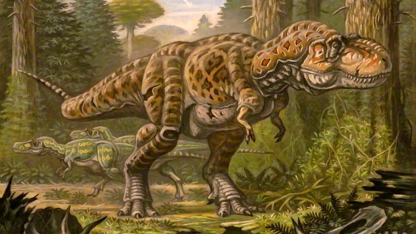Dinosaurier Echsenmächte Zeit Online