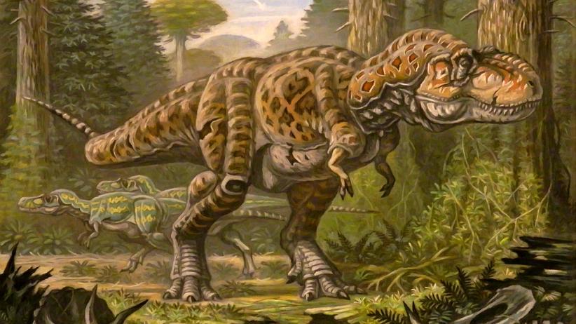 Dinosaurier: Echsenmächte