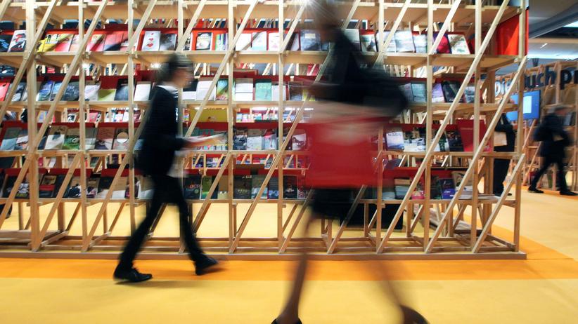Frankfurter Buchmesse: Ab in die rechte Ecke