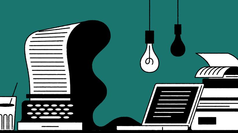Freitext: Unsere Schriftsteller-Plattform