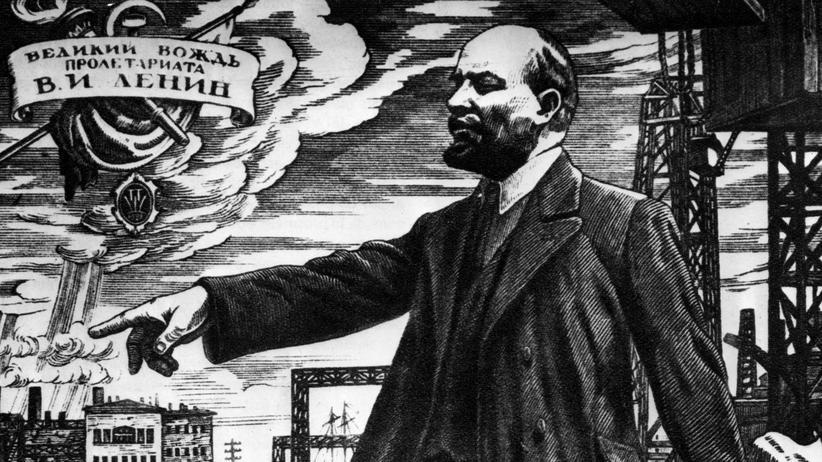 Ruska Jorjoliani: Arrivederci, Lenin