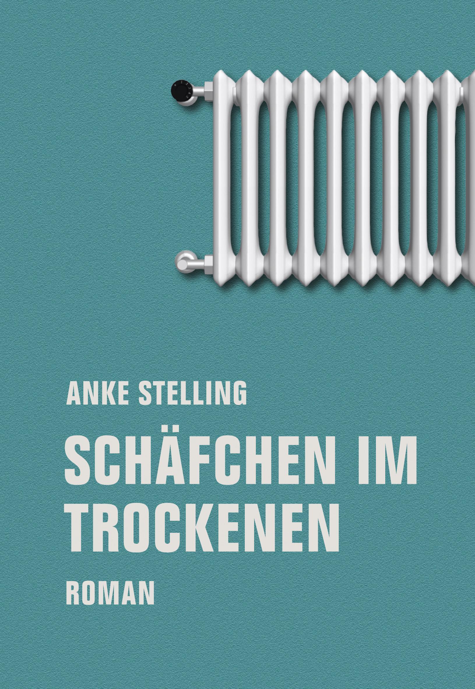 """Leipziger Buchmesse 2019: Anke Stelling: """"Schäfchen im Trockenen"""", Verbrecher Verlag"""