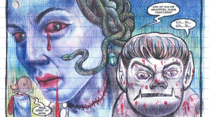 Emil Ferris: Erkenne Dein Monster