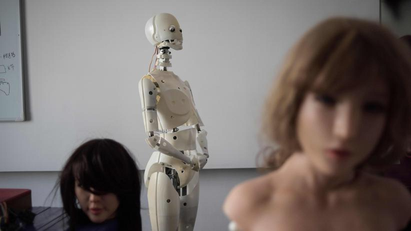 """""""Sex machina"""": Ach, wenn die Roboter lustvoll loslegen"""