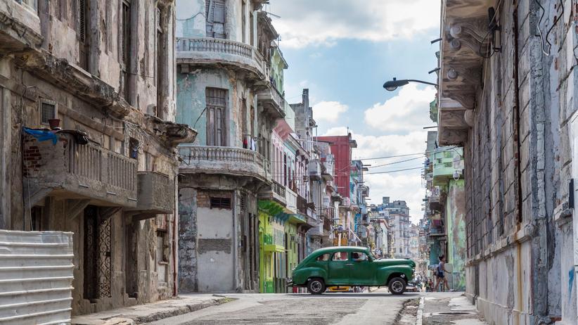"""""""Das Haus in Habana"""": Tourist seiner eigenen Befindlichkeit"""