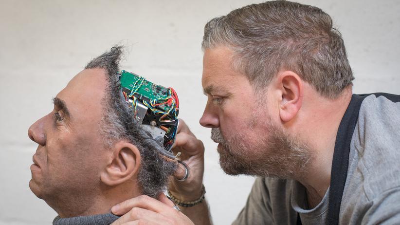 """""""Maschinen wie ich"""": Hier wird der neue Mensch programmiert"""