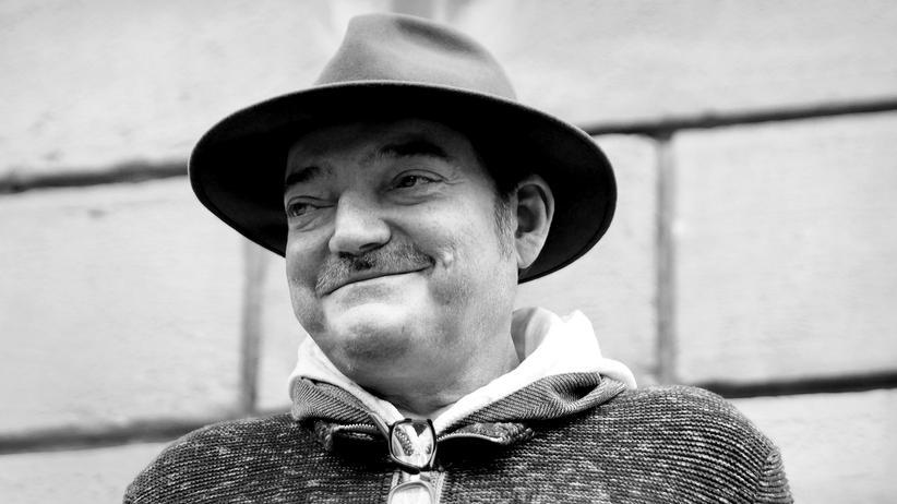 Zum Tod von Wiglaf Droste: Wiglaf Droste im Jahr 2018