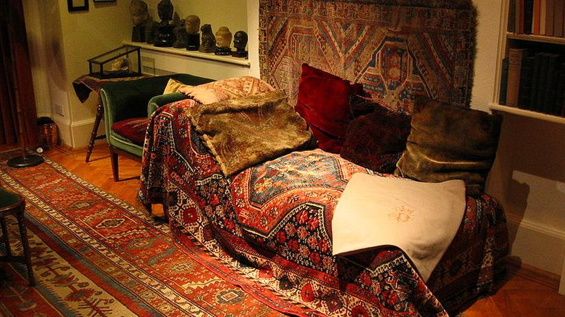 Sigmund Freud: Auf der Couch in die ganze Welt