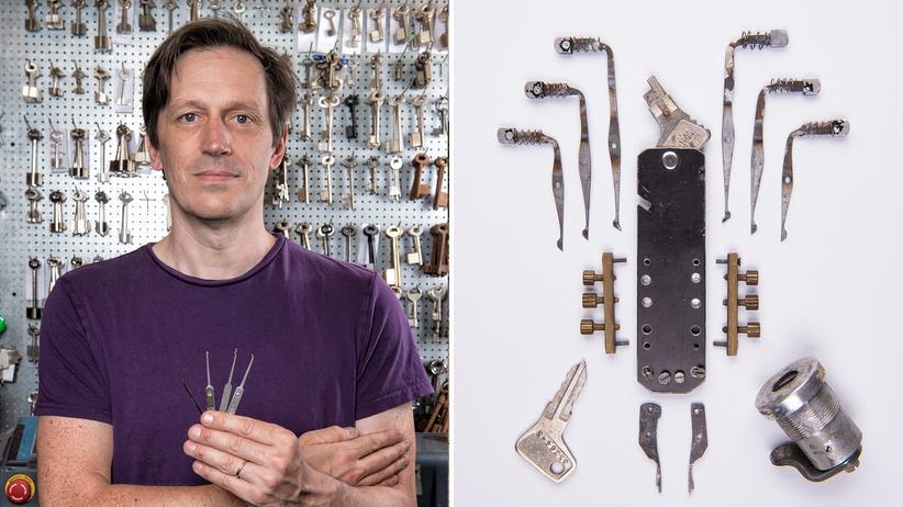 """Stasi Secret Service Tools"": Erich Mielkes Panzerknacker"