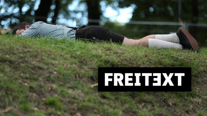 """Berliner Spätis: """"Wir nehmen das Koma in Kauf, für euch, unsere Freunde!"""" Geht es nach Friedrich Ani, wird das nächste Oktoberfest ein Solidaritätsbesäufnis für Berlin."""