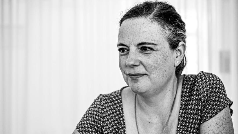 Katy Derbyshire: Das Fenster zum Kontinent offenhalten: die Übersetzerin und künftige Verlegerin Katy Derbyshire
