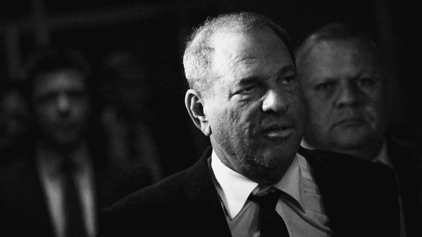 Harvey Weinstein: Als die Frauen zu reden begannen