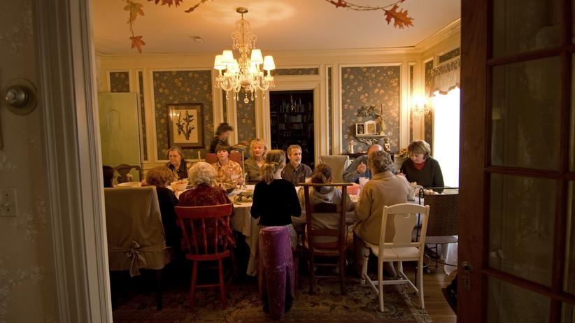 Claire Lombardo und Stewart O'Nan: Und am Ende ist Thanksgiving