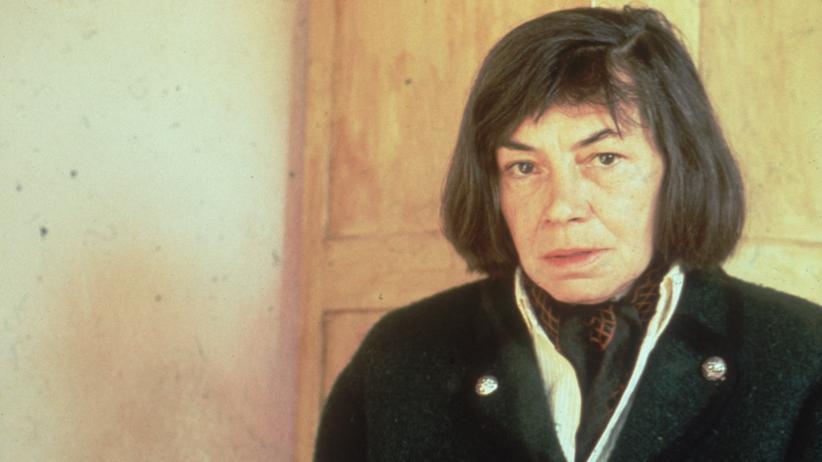 Patricia Highsmith: Die Schriftstellerin Patricia Highsmith im Jahr 1975