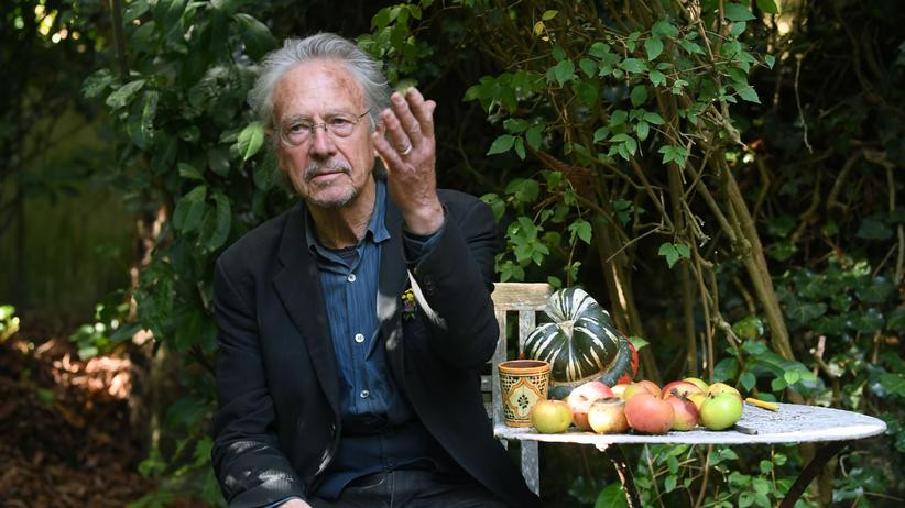 Peter Handke: Literaturpreisträger