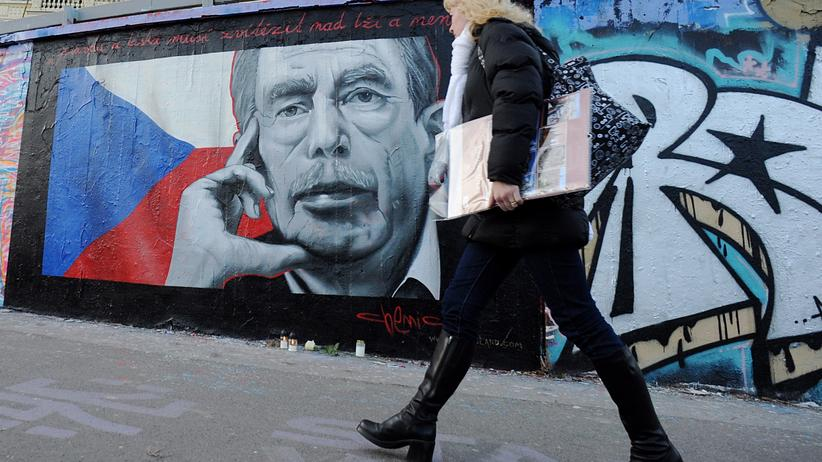 """""""Dissidentisches Denken"""": Nicht jede Dissidentin hat ein Nachleben als Volksheld wie Václav Havel in Prag."""
