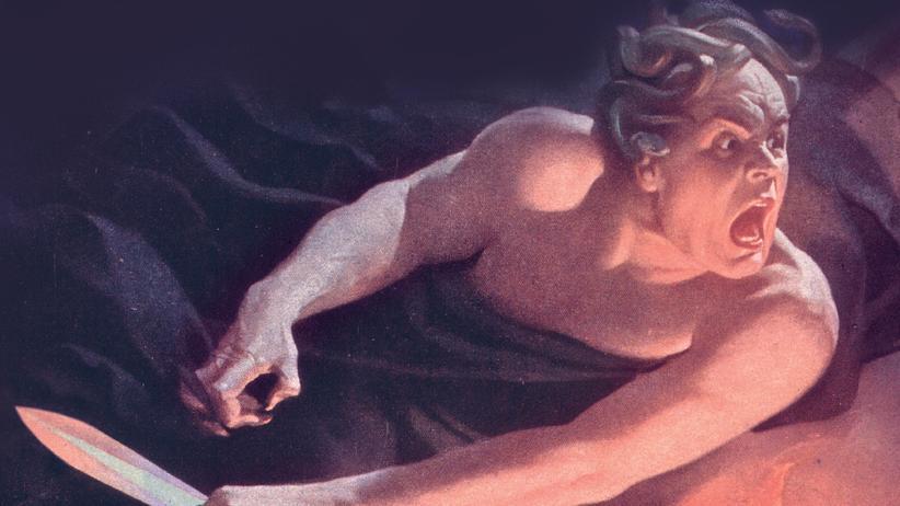 """""""Mit Dolchen sprechen"""": Eine Hymne auf den Hass"""