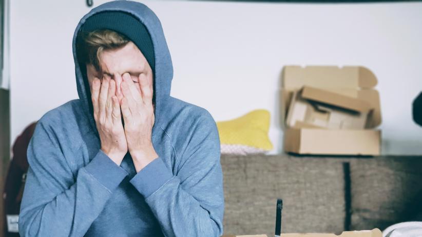 """""""Nix passiert"""": Was bleibt dem jungen Mann in seiner Verzweiflung?"""