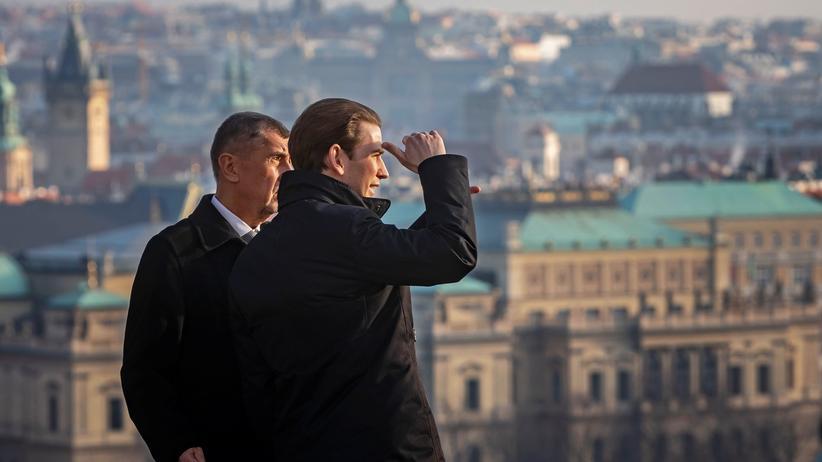 Österreich und Tschechien: Wir lieben die Korruption