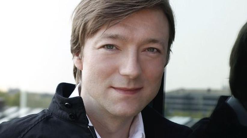 Jochen Distelmeyer: Jochen Distelmeyer, geboren 1967 in Bielefeld, Erfinder des Diskursrock