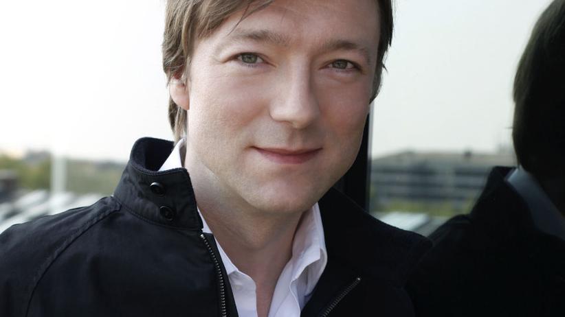 Jochen Distelmeyer: Wer braucht schon Vorbilder?
