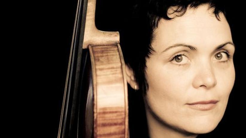 Klassik: Eine Virtuosin auf der Bratsche: Tabea Zimmermann