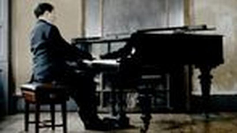 Klavier-Aufnahmen: Ausatmen und Bach spielen