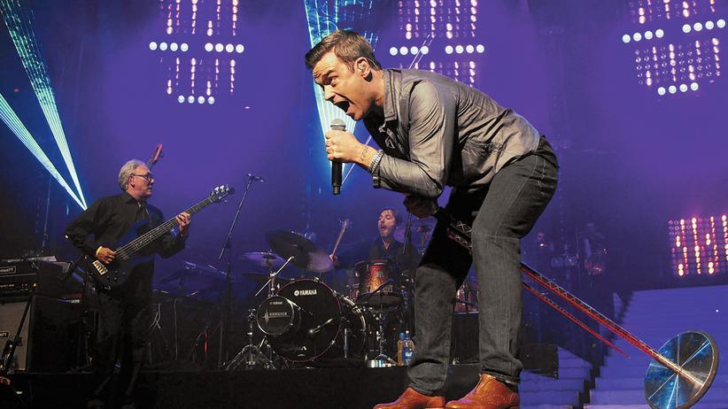 Robbie Williams: Der Soundtrack einer Abifete