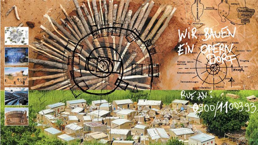 Schlingensiefs Kunstprojekt: Operndorf für Afrika