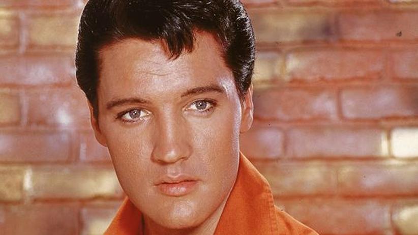 Elvis Presley: Der außerirdische Blick. Er bleibt gegenwärtig, für immer
