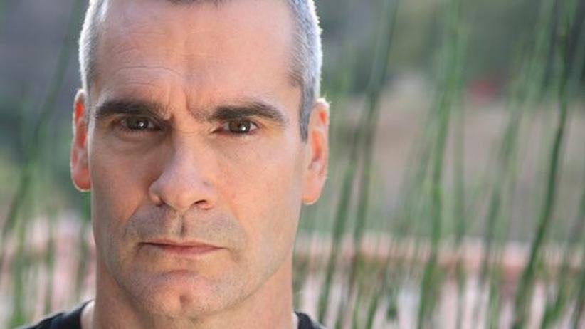 """Punk-Poet Henry Rollins: """"Mein Fleiß verdient eine Eins"""""""
