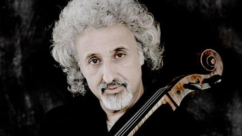 Starcellist Mischa Maisky: Mischa Maisky, der Romantiker unter den Cellisten