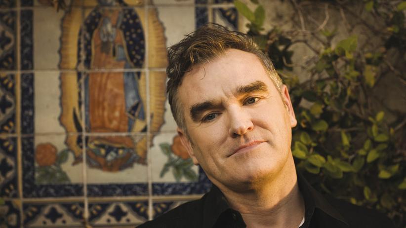 """Musikbuch """"Mozipedia"""": Alles, wirklich alles über Morrissey"""