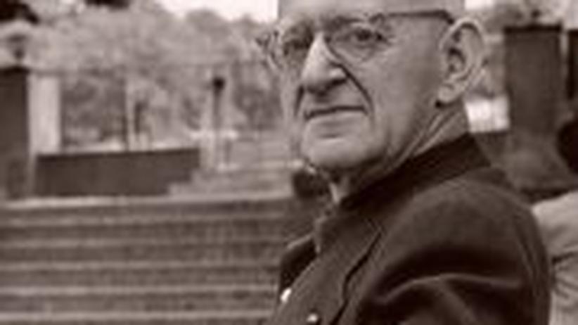 Pianist Eduard Steuermann: Der Pianist Eduard Steuermann (1892 - 1964)