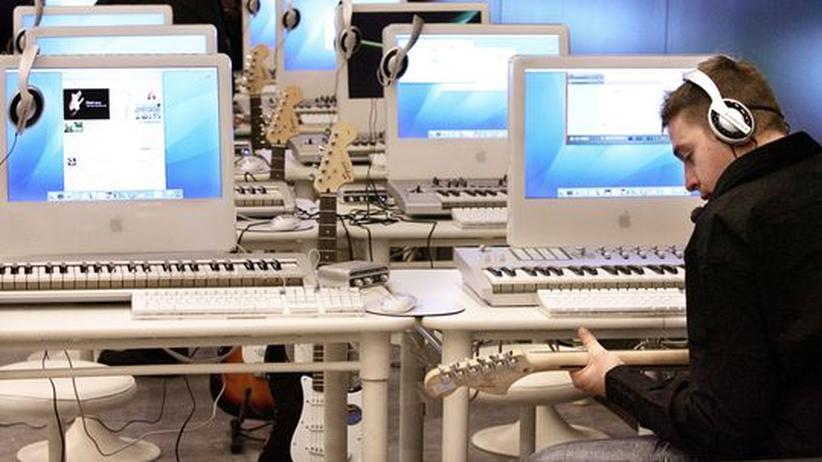 Musik & Urheberrecht: Eine Sprache namens Remix