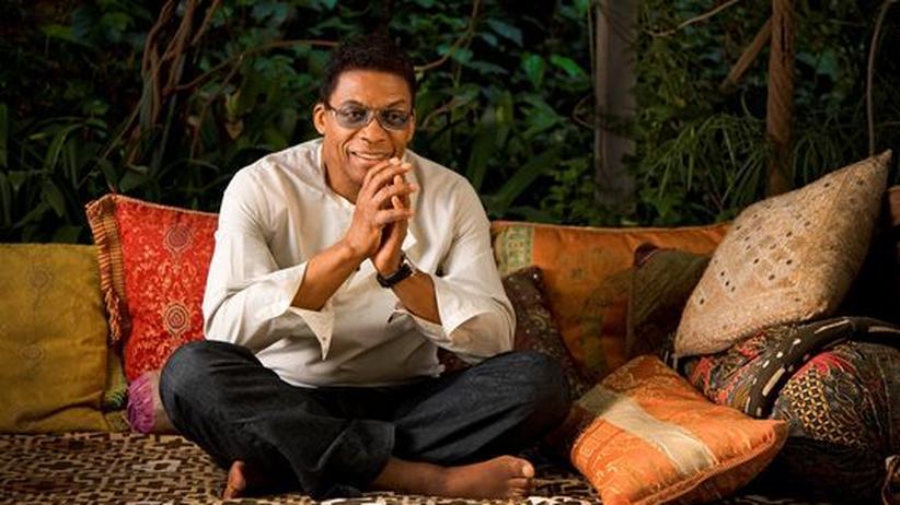 Gespräch mit Herbie Hancock: Mit dem Klavier gegen Gier