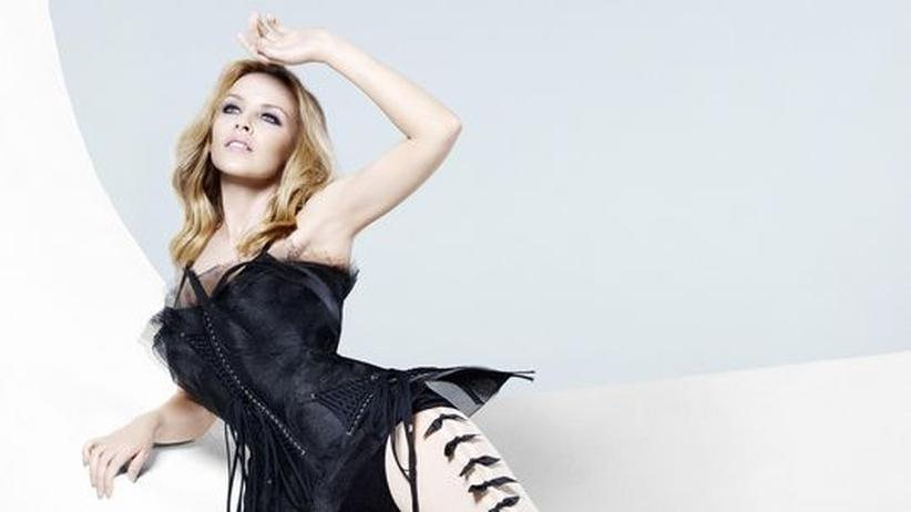 """Kylie Minogue: Kylie ist wieder da. """"Der Rummel bedeutet für mich vor allem enormen Druck"""", sagt die Sängerin"""