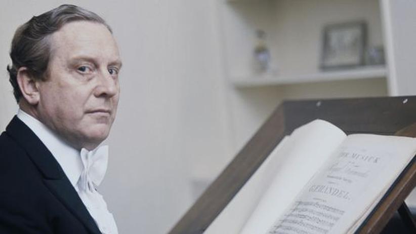 Sir Charles Mackerras: Böhmen dirigieren!