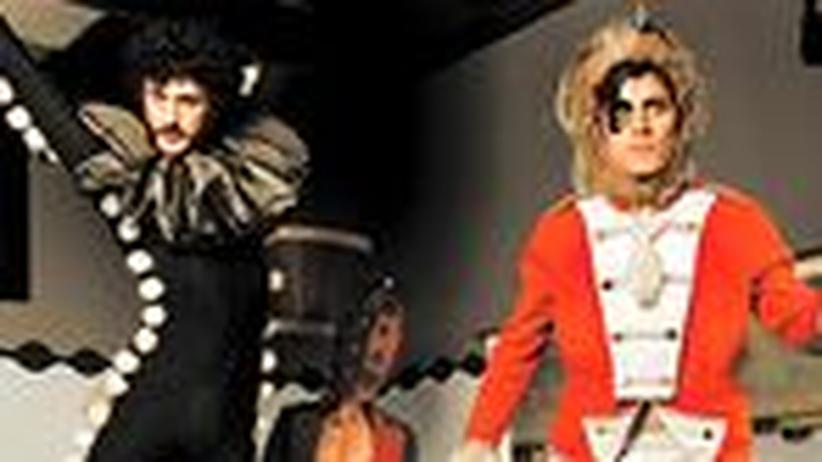 Punkpop von Bonaparte: Die digitale Boheme will schwitzen